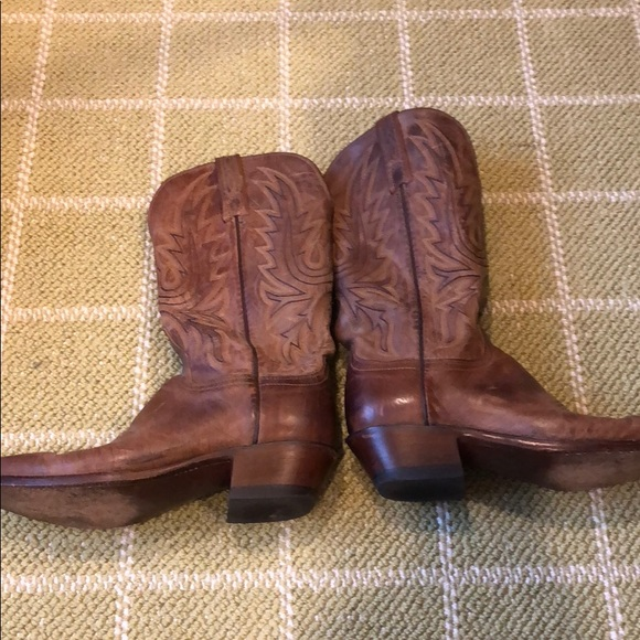 f7a54a10889 Lucchese 1883 women's cowboy boots